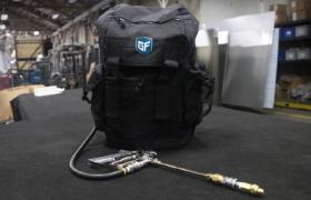 Germ-Fogger-Backpack System
